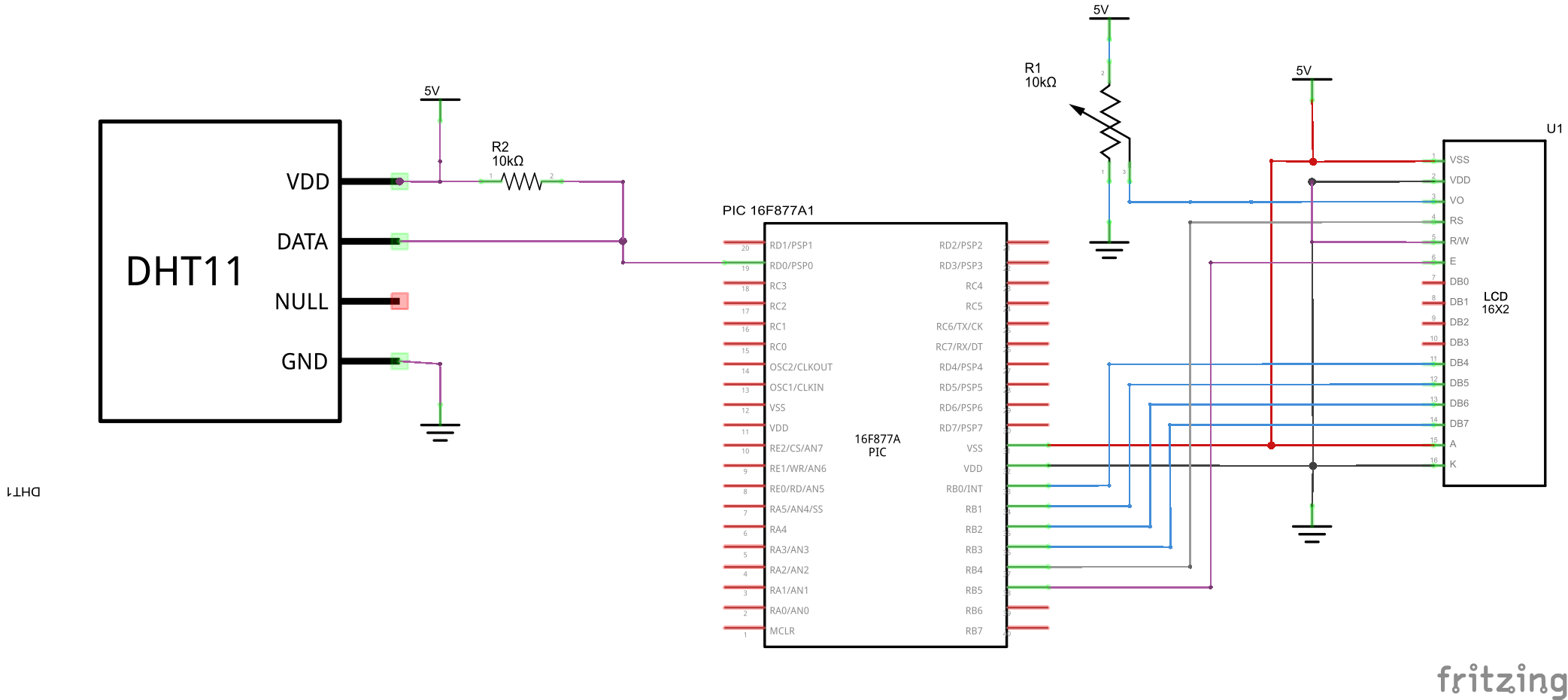 Pic Microcontroller 16f877 Pdf