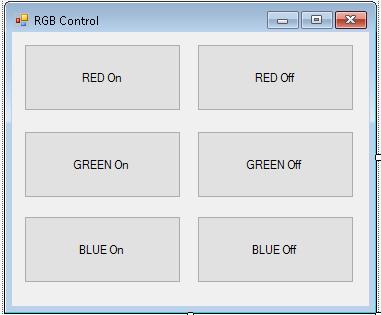 arduino rgb control